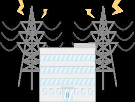 管轄電力会社へ契約変更の申請