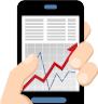 入金額、為替レート、シミュレーション、送金履歴等の確認が可能