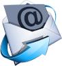 送金依頼番号はメールで通知されます