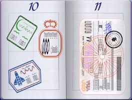 出入国在留管理庁への申請 · 各国大使館にて査証取得